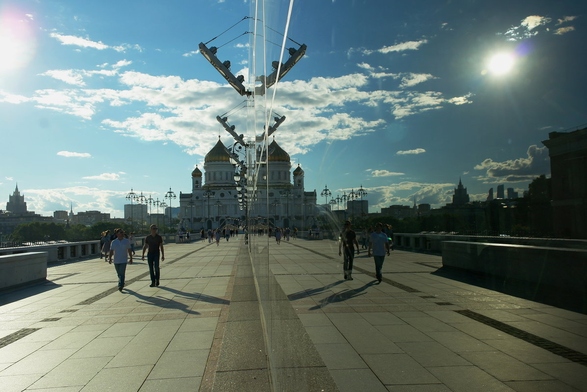 Отражение. - Александр Бабаев