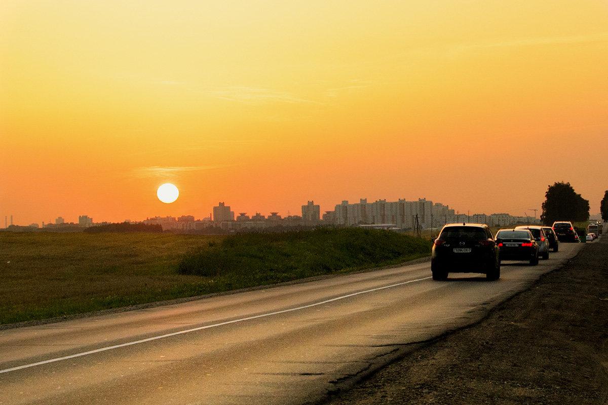 По дороге домой - Алексей Леухин