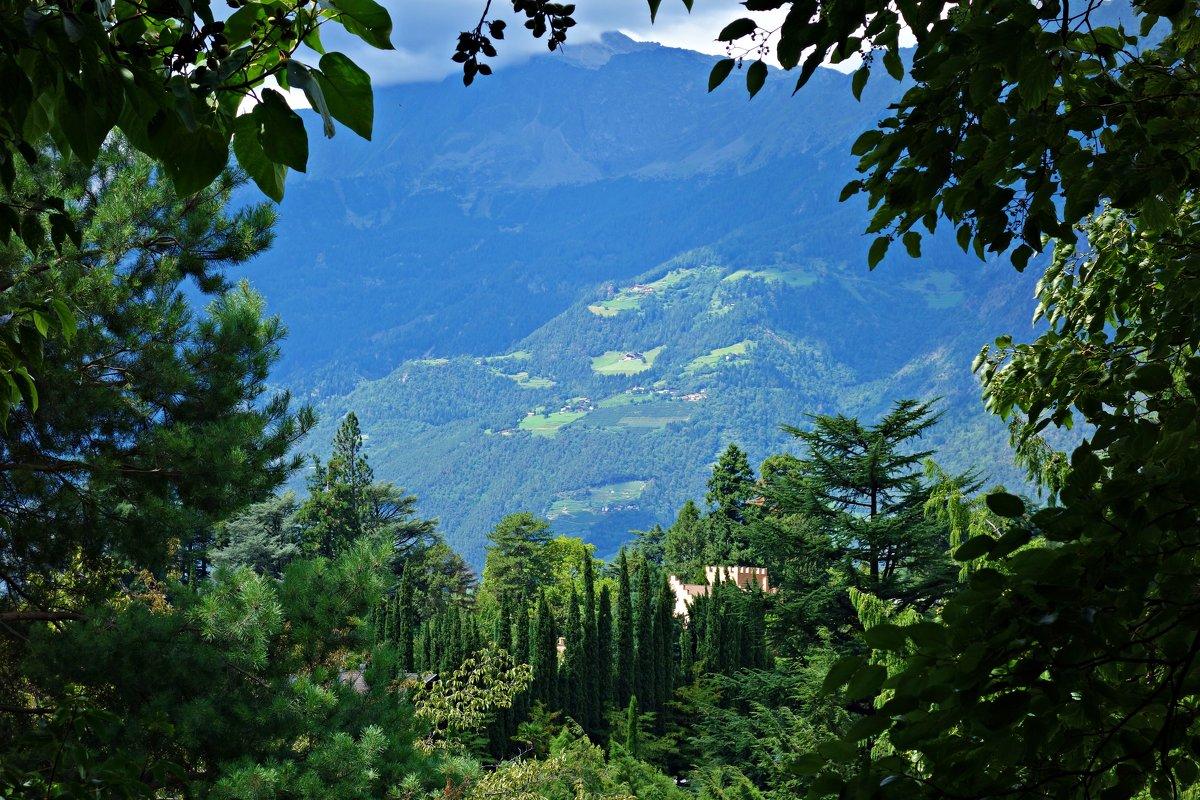 Южный Тироль(Италия) - Galina Dzubina