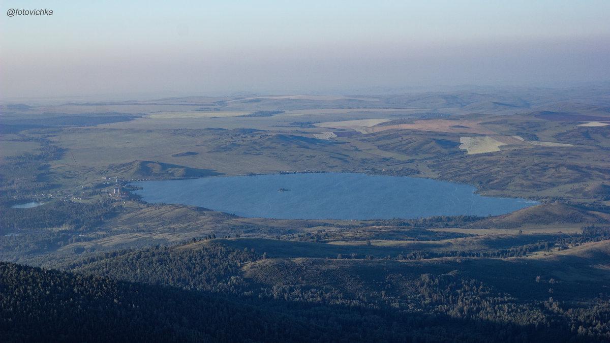 Озеро Белое - @ fotovichka