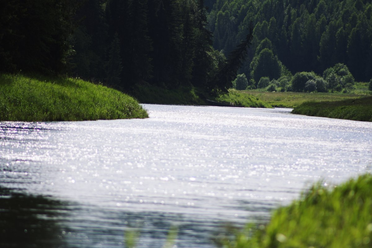 Река Сылва - Александр Гладких