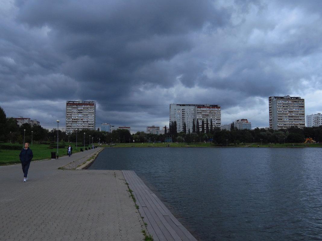 Тучи над городом встали - Андрей Лукьянов