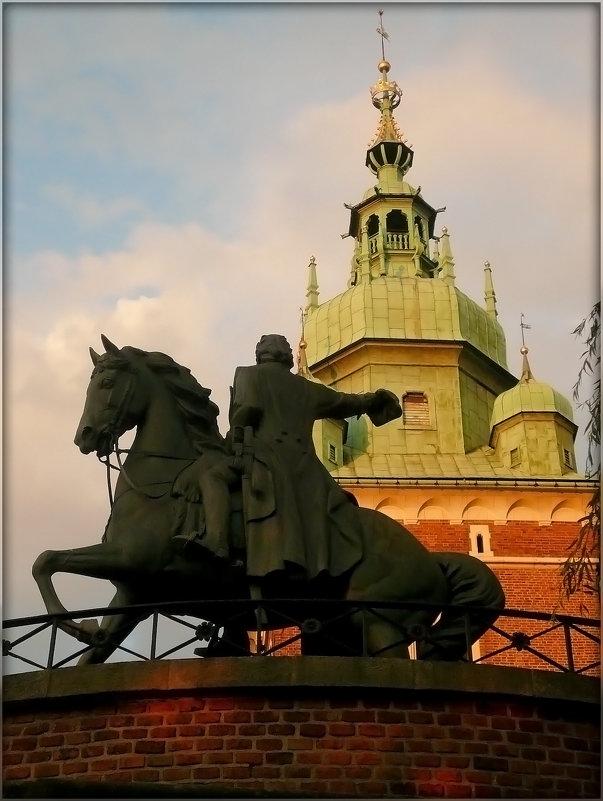 Памятник Тадеушу Костюшко - Galina Belugina
