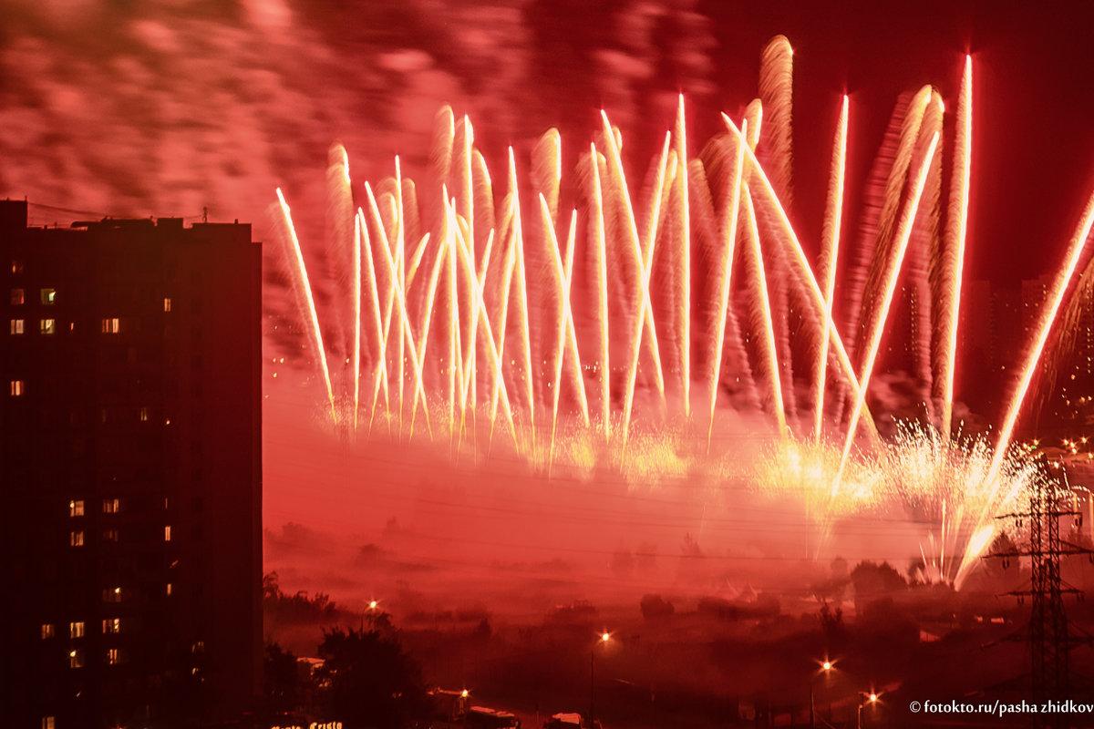 fireshow/Moscow 2017 - Pasha Zhidkov