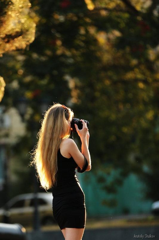 Ты сними меня фотограф - Анатолий Шулков