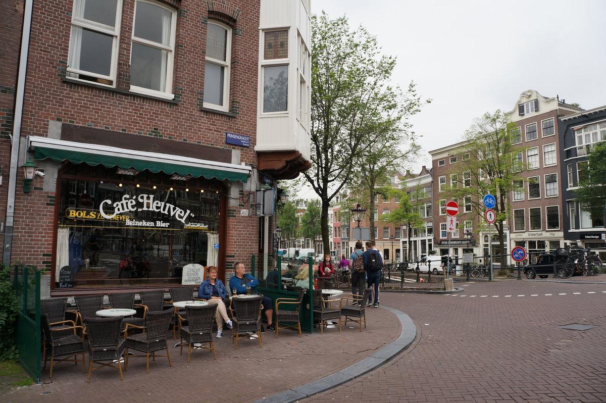 На улицах Амстердама ... - Алёна Савина