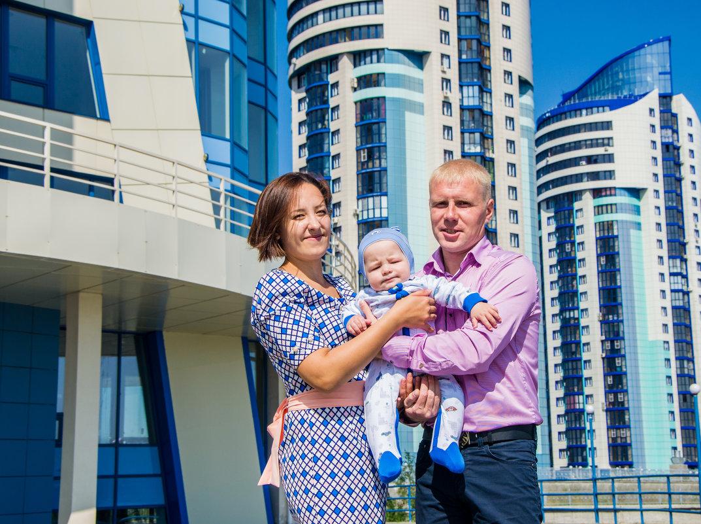 семья - Екатерина Смирнова