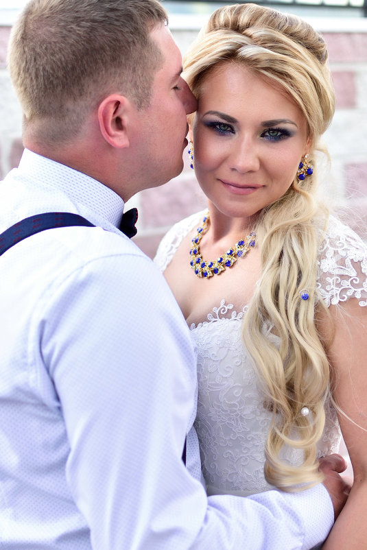 Кирилл и Елена - марина климeнoк