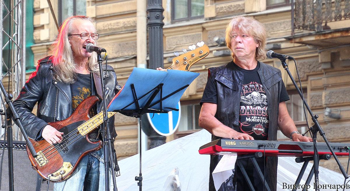 Contrast Blues Band - Laryan1