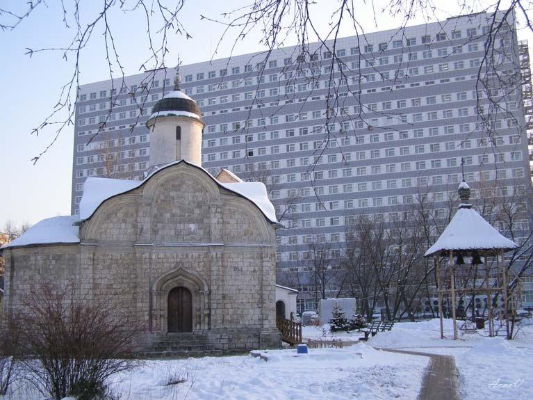 х. св. Трифона в Напрудном - Анна Воробьева