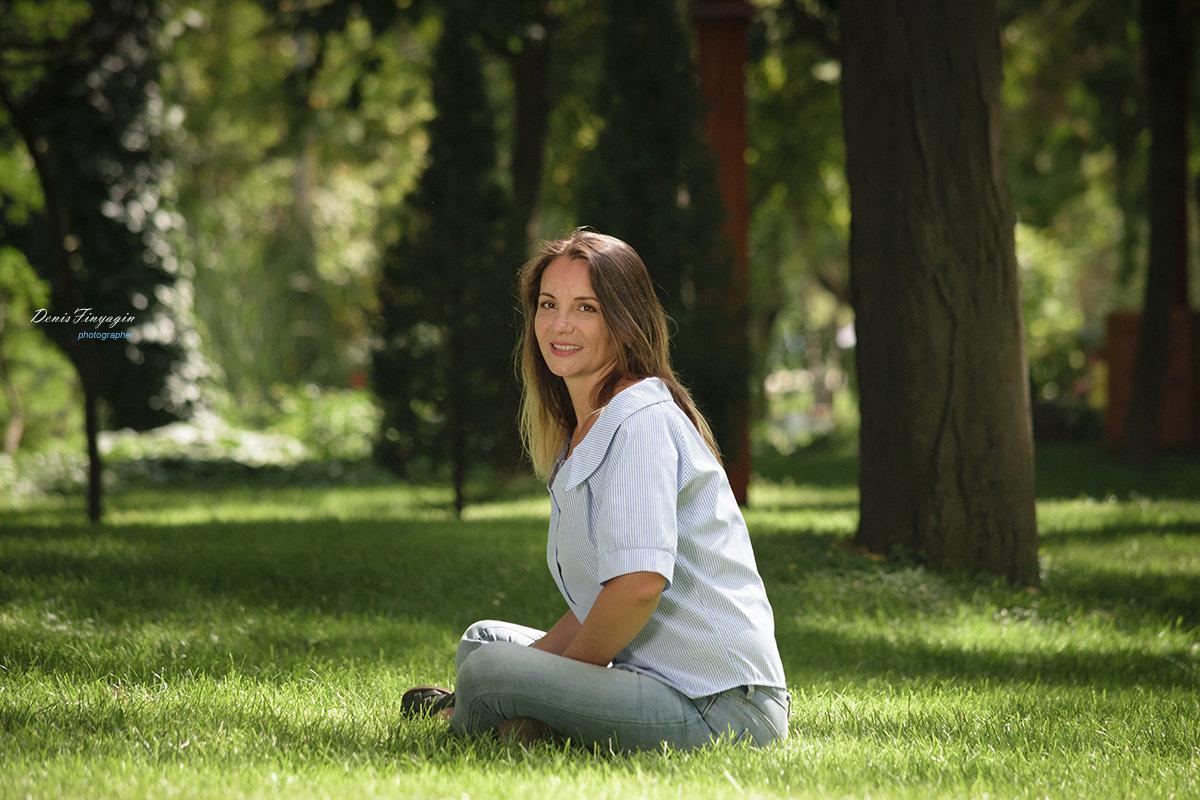 Олеся - Денис Финягин