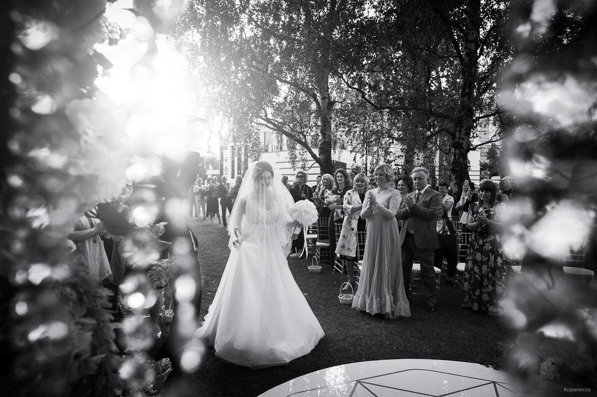 Свадебная Фотография. Фотограф Копанев Андрей - Андрей Копанев