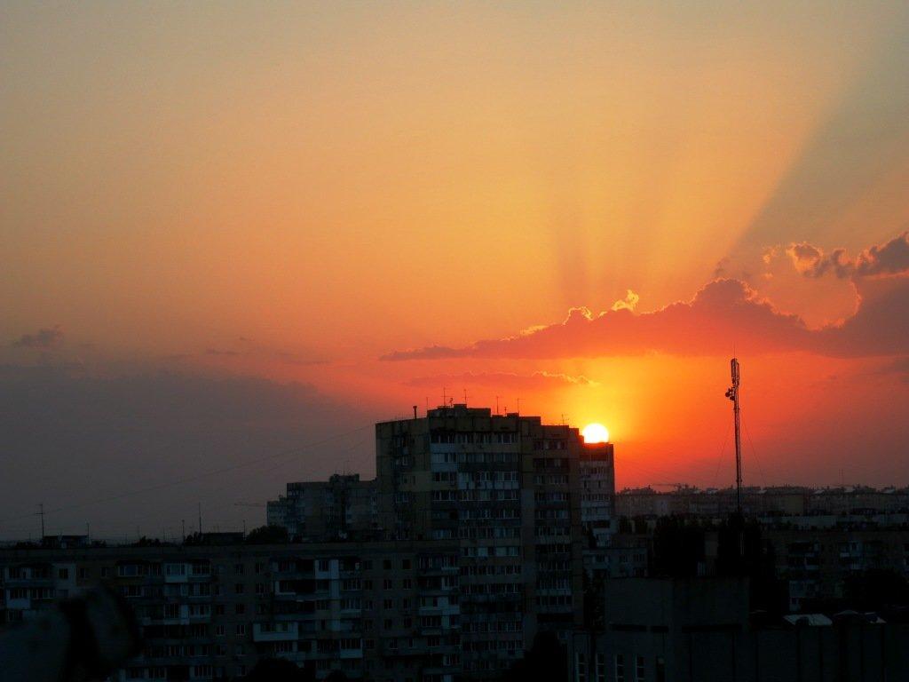 закат август - AV Odessa