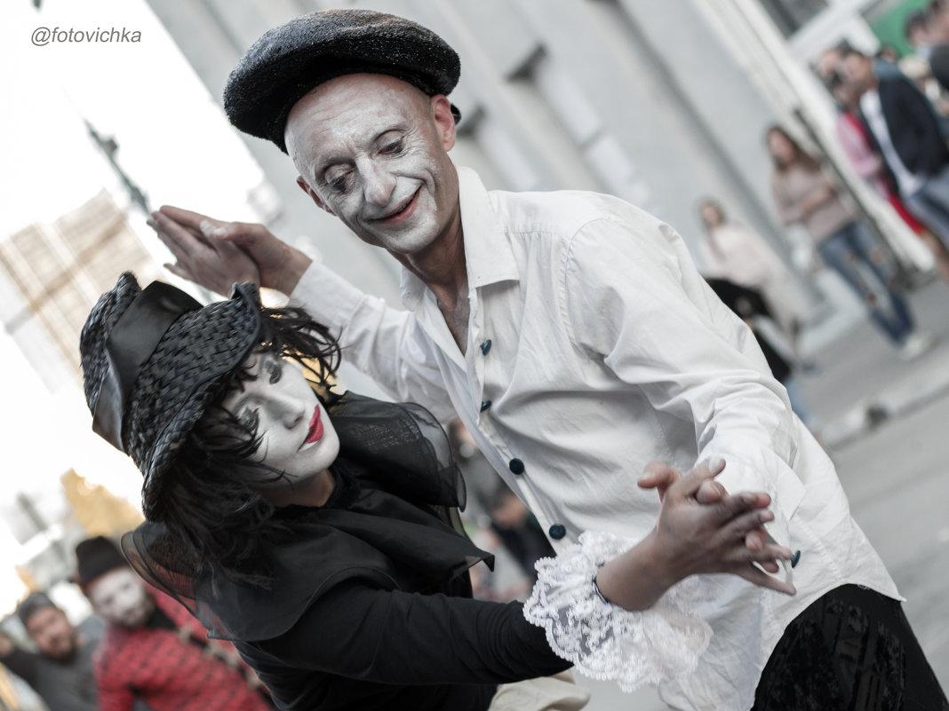 «Шляпа» - фестиваль уличных артистов в Новосибирске - @ fotovichka