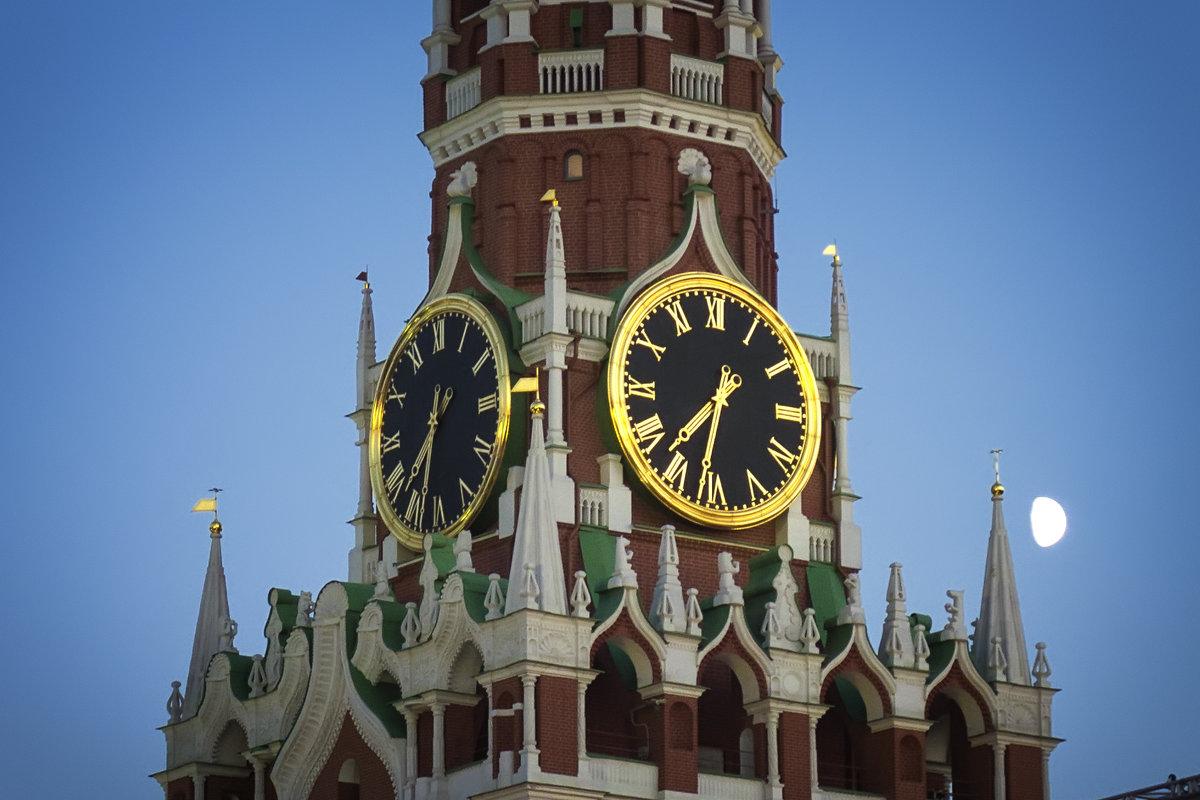 Спасская башня - Андрей Шаронов