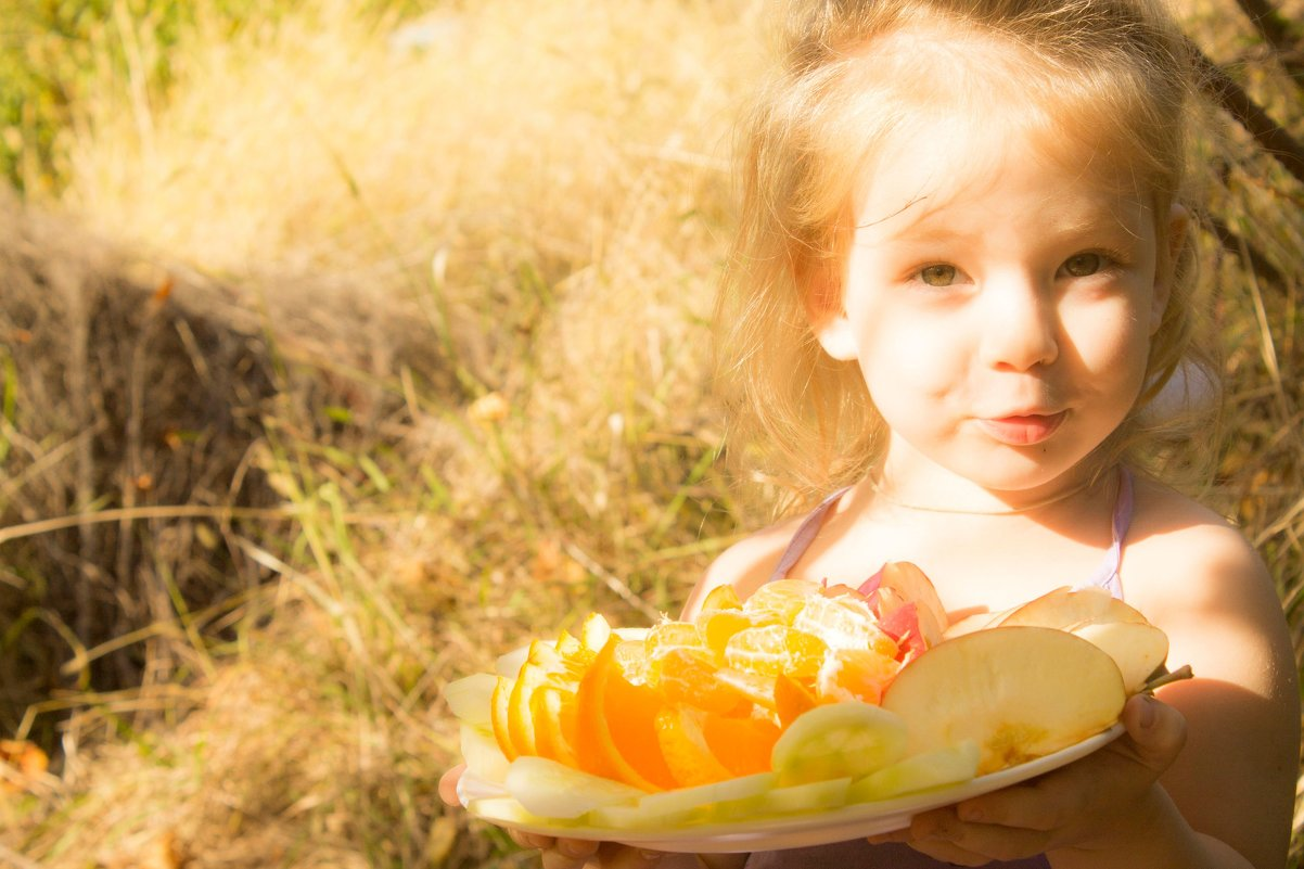 Солнечная девочка - Nataly Anderson