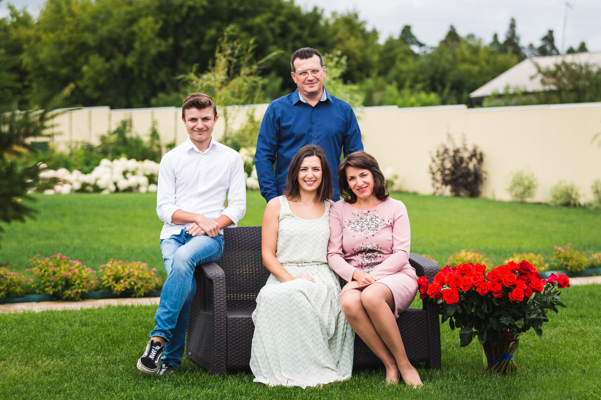 Семейный портрет - Мария Арбузова