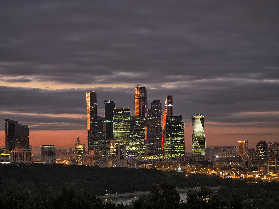 Москва-Сити - Вячеслав Мишин