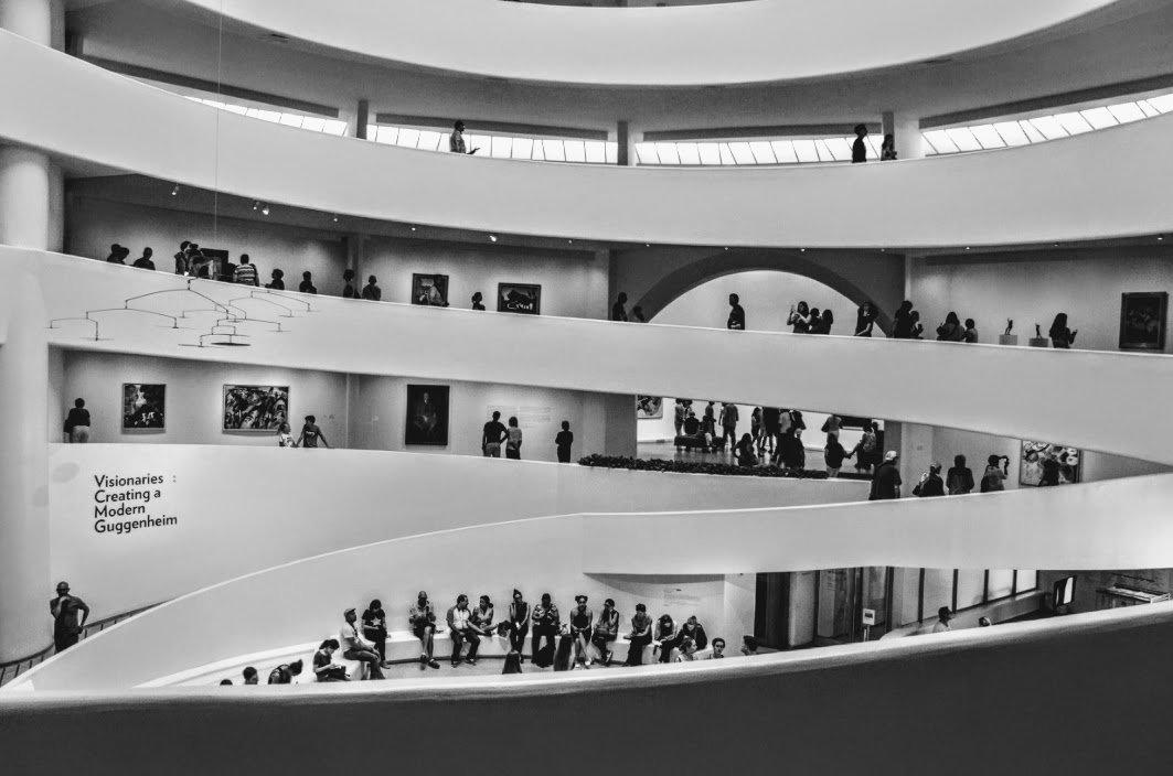 Guggenheim museum - Arman S