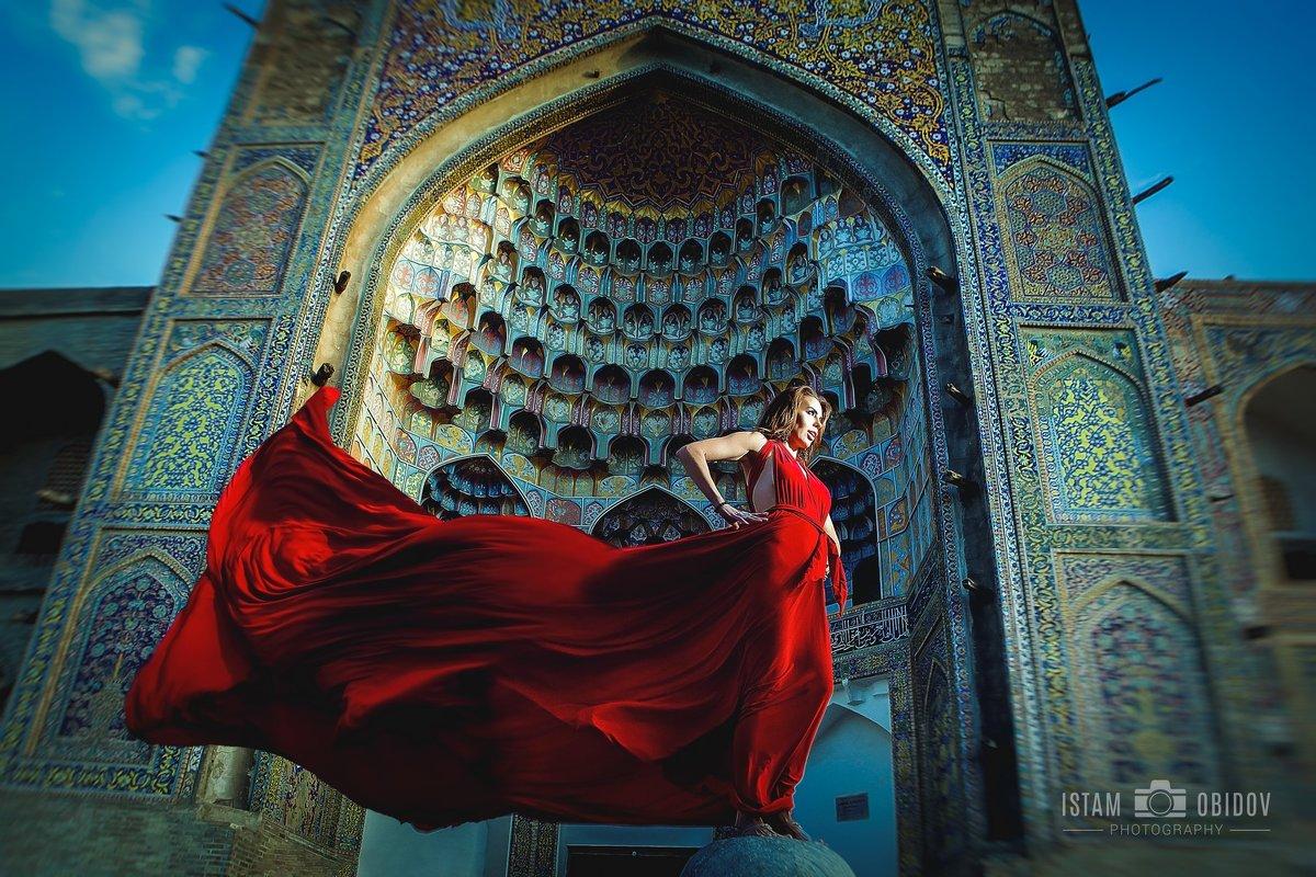 Welcome to Bukhara - Istam Obidov