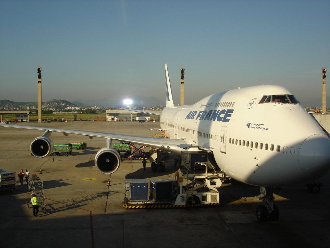 Аэропорт Галеан, Рио-де-Жанейро - Андрей Л.