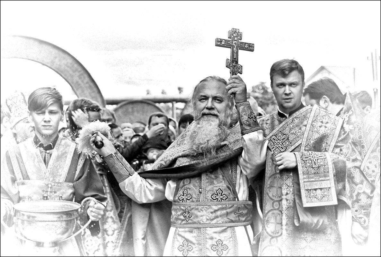 Отец Алексий - Юрий Храмутичев