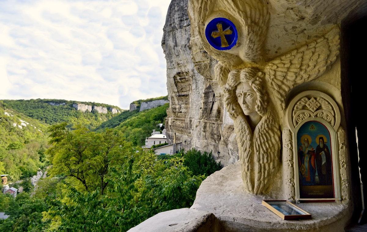 Свято Успенский пещерный монастырь. - Олег Барзолевский