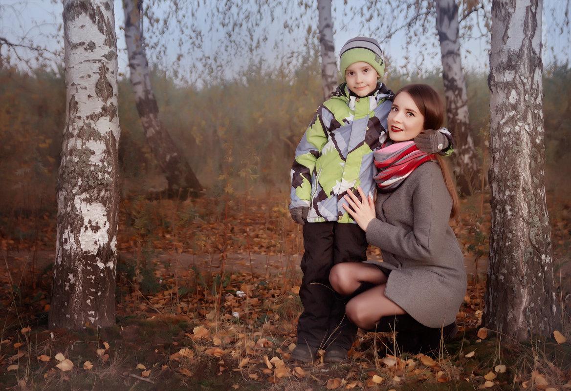 Осень - kurtxelia