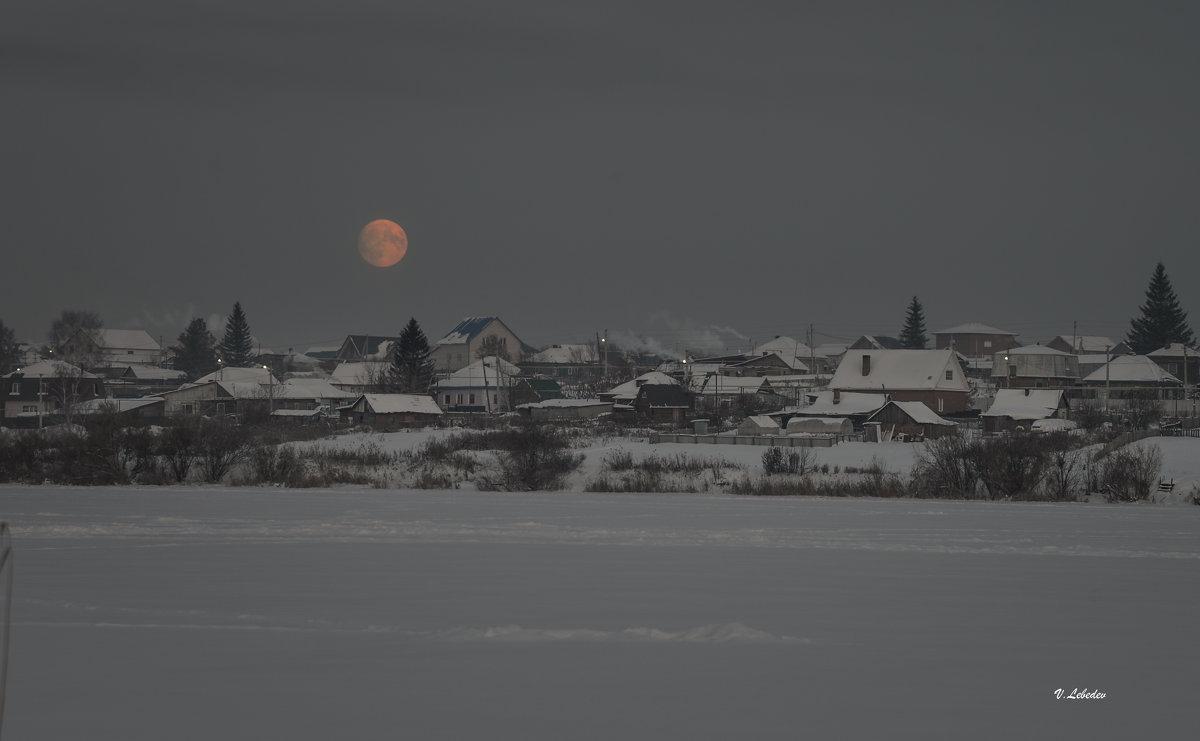 деревенька - cfysx