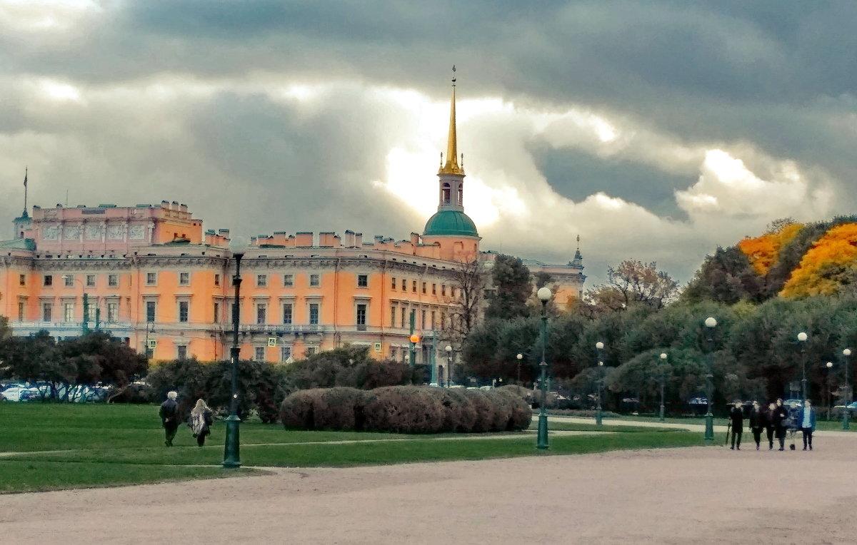 Михайловский замок - Олег Попков