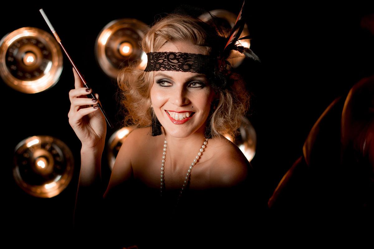 «Мафия бессмертна!» Вечеринка в стиле «Чикаго 30-х годов» - Ирина Кузина