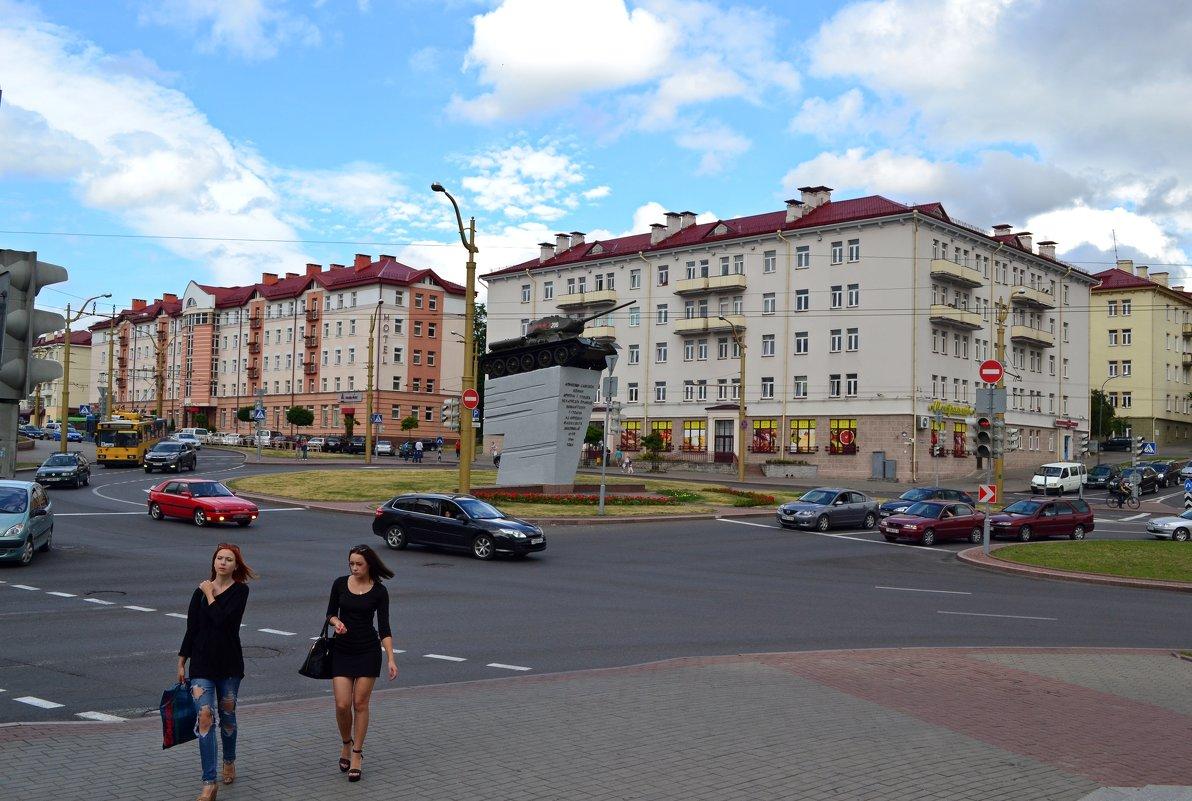 Прогулки по городу - Ольга