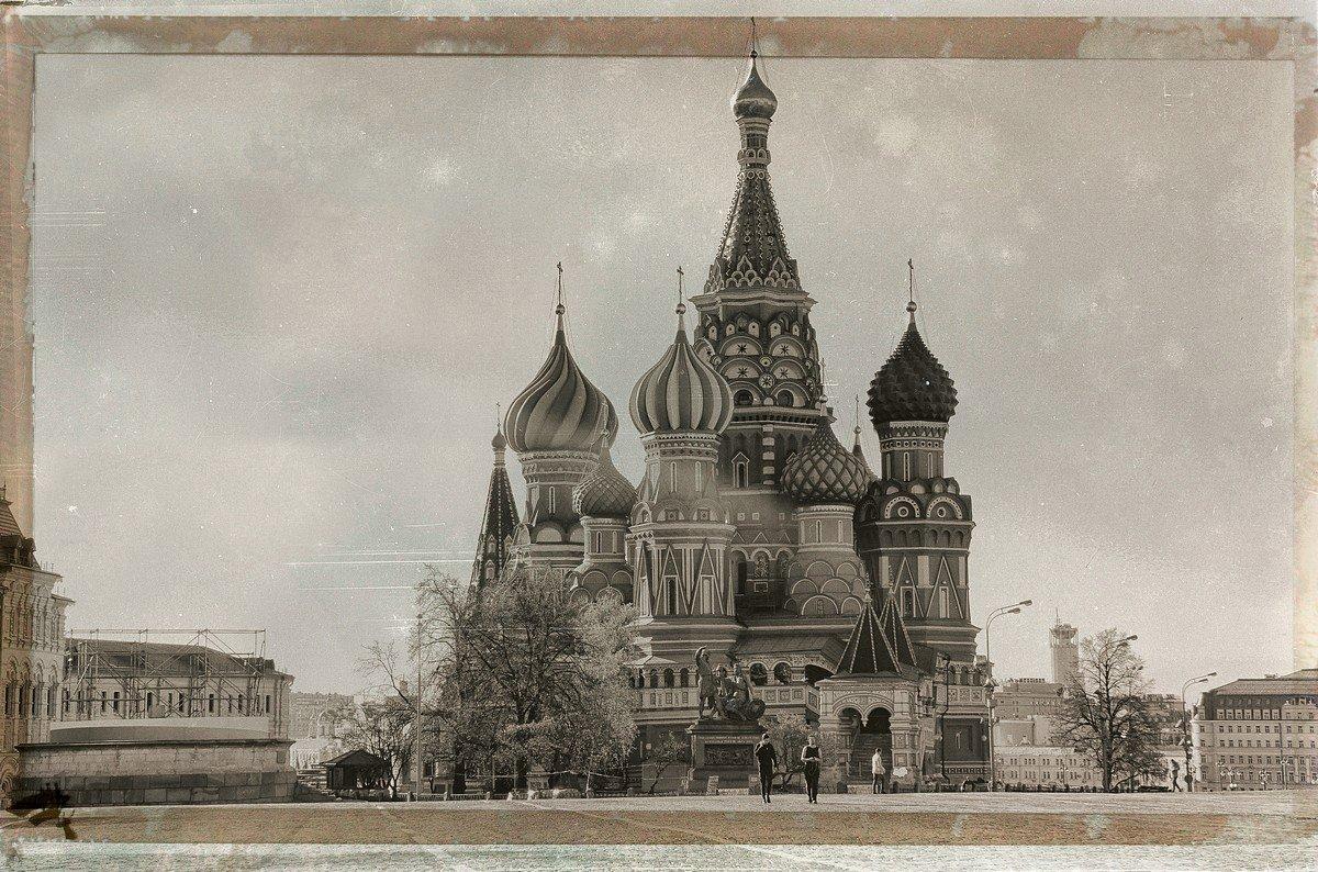 Собор Василия Блаженного... - марк