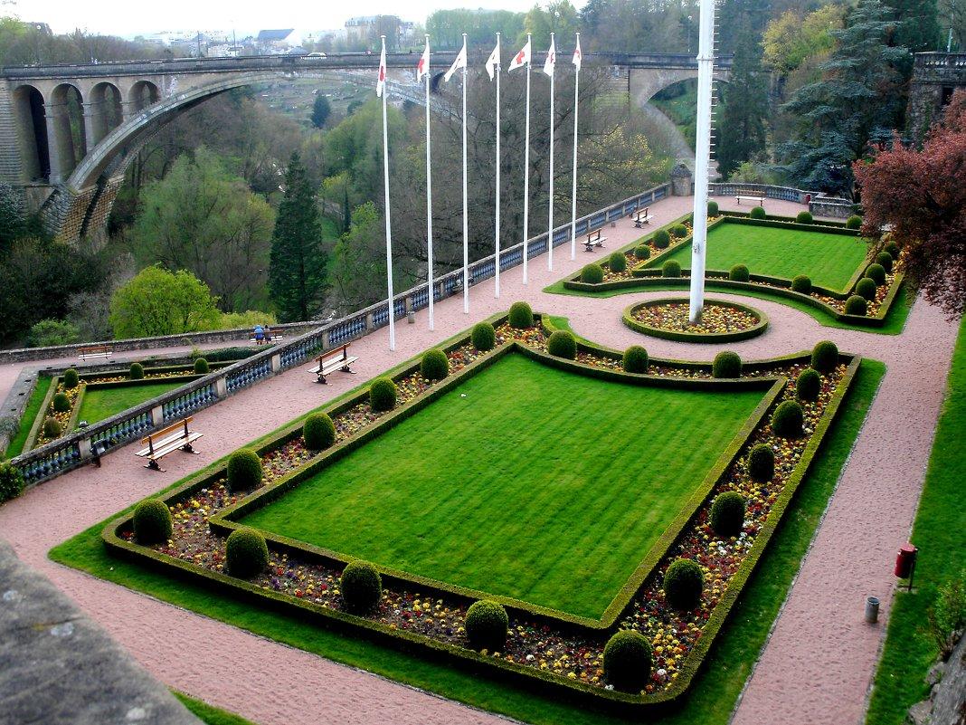 Мост Адольфа,Люксембург - svetlana.voskresenskaia