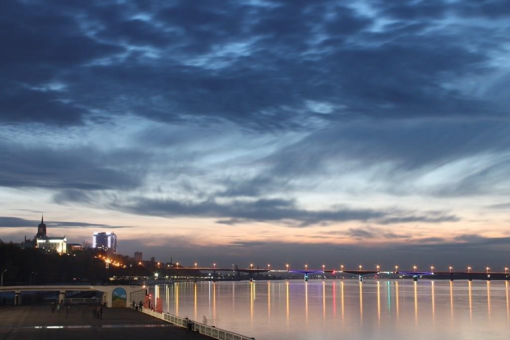 Закат над Камой - Елена Загородская