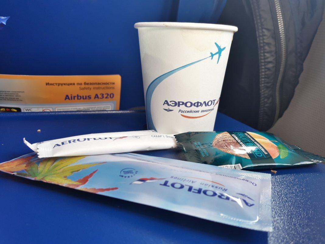 Летайте самолетами Аэрофлота и будет вам кофей - Дон Пионеро Карбонариевский