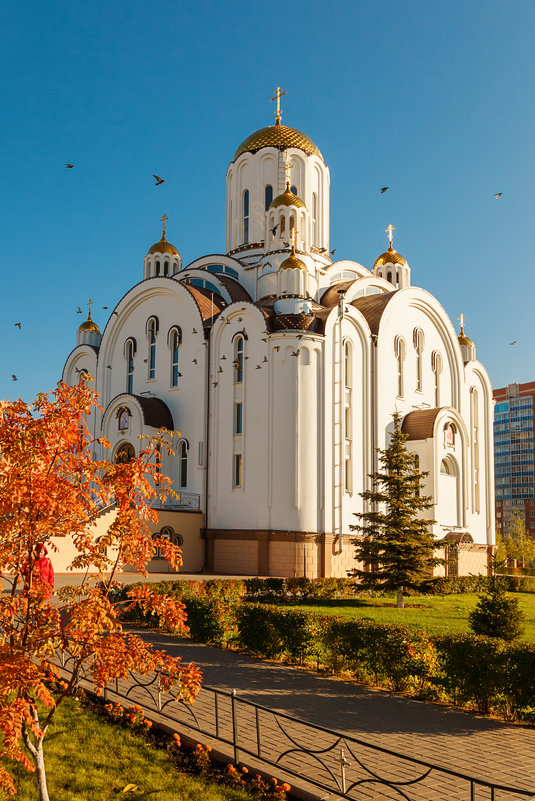 Собор - Oleg Akulinushkin