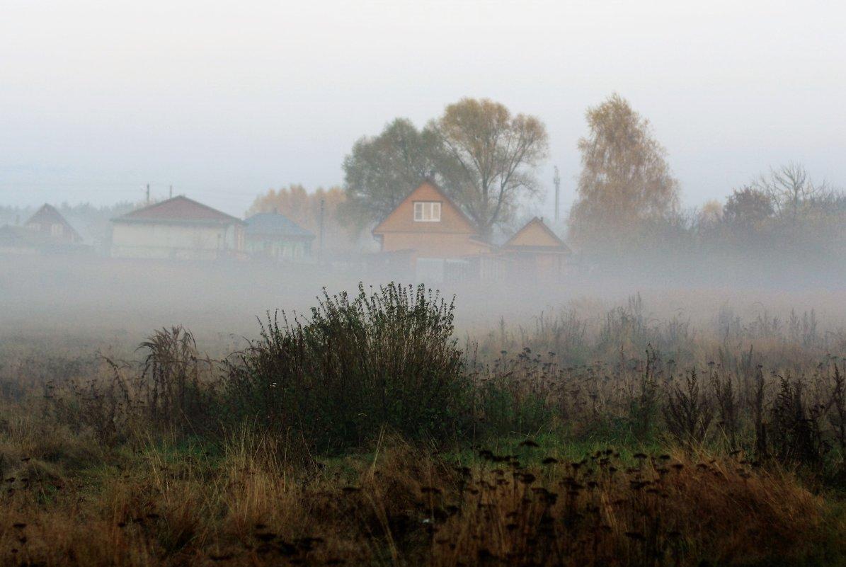 Вечерний туман - Николай Масляев