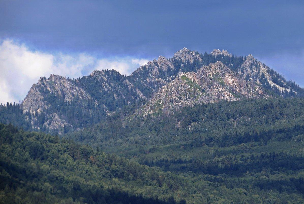 Гора Малиновая - Вера Щукина
