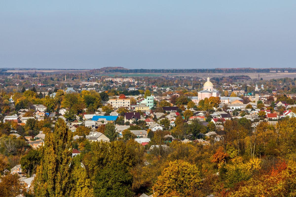 Мой городок (Тульчин). - Виктор