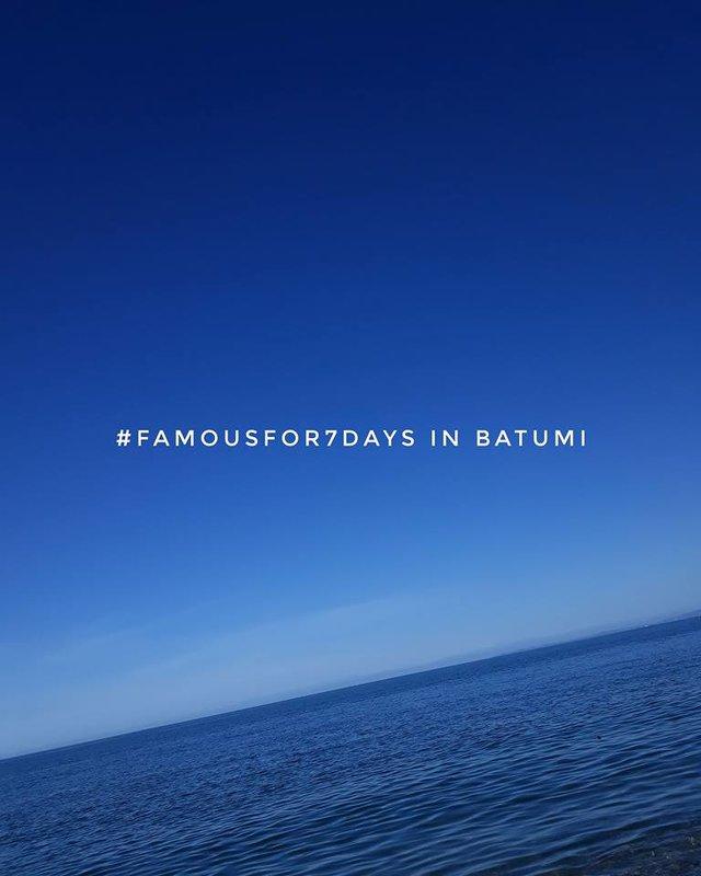 Famous for 7 Days in Batumi - Лени