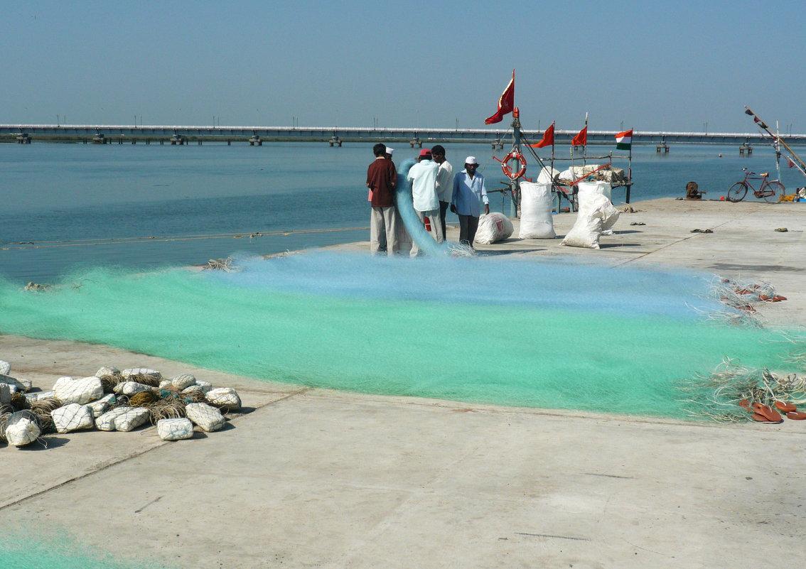 индия. рыбаки - олег