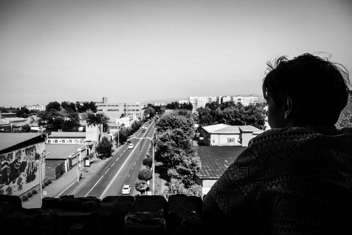 Мой город - Алматы. - Татьяна Ефимова
