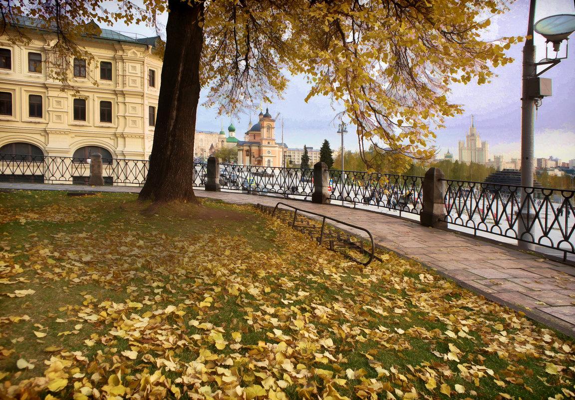 Осень. - Александр Бабаев