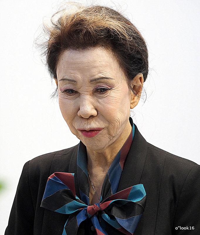 красота женщины из Японии - Олег Лукьянов