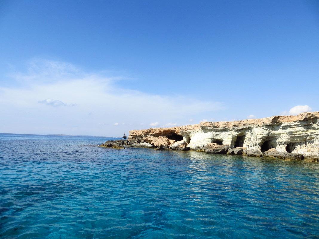 Средиземное море. - ВАЛЕНТИНА ИВАНОВА