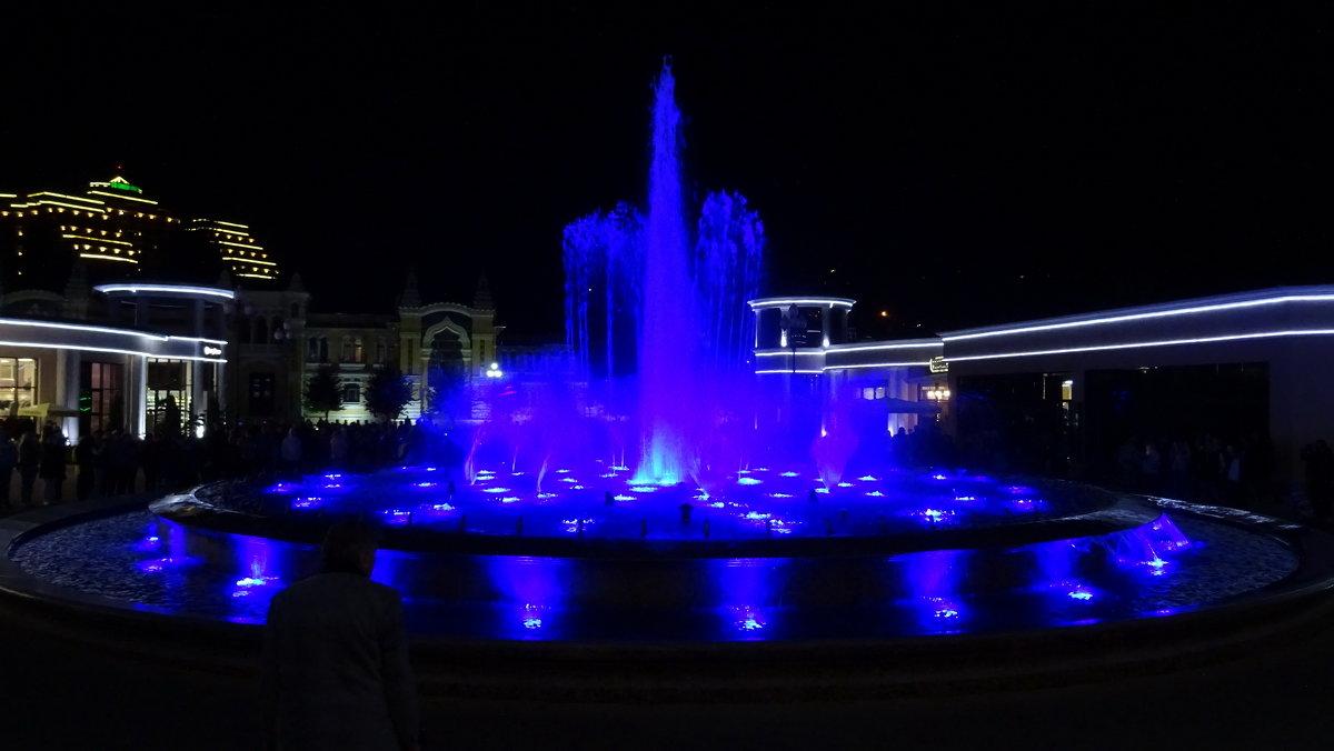 Кисловодск. Поющий фонтан - 3 - татьяна
