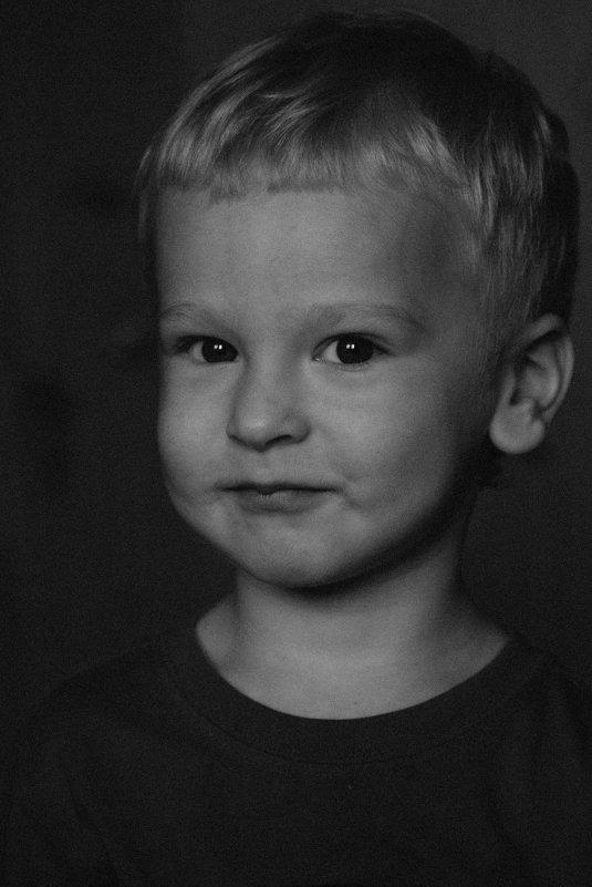 Портрет сына - Tanja Datskaya