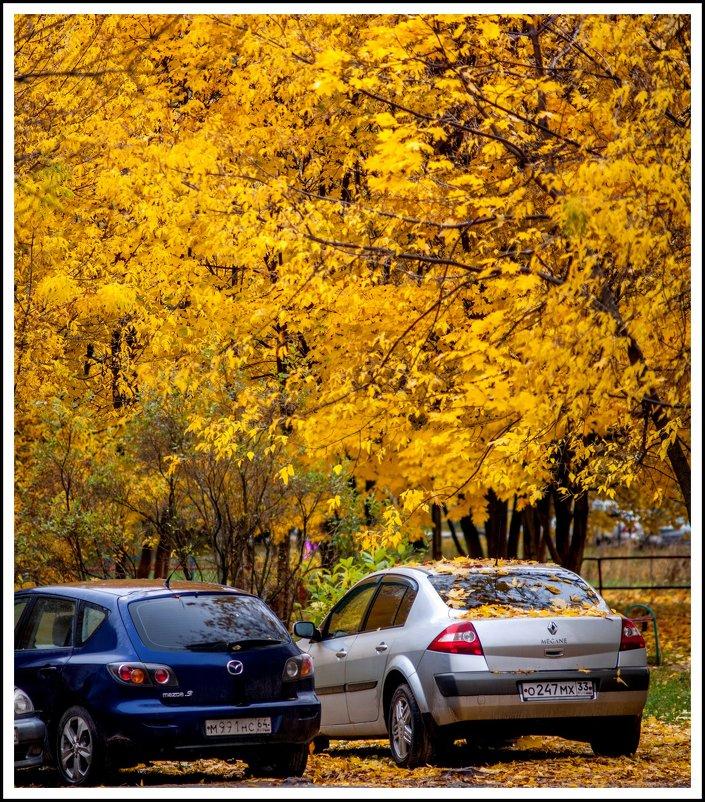 Осеннее... - Игорь Волков