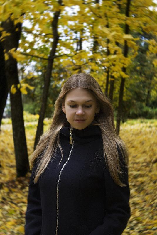 autumn - анастасия калинина
